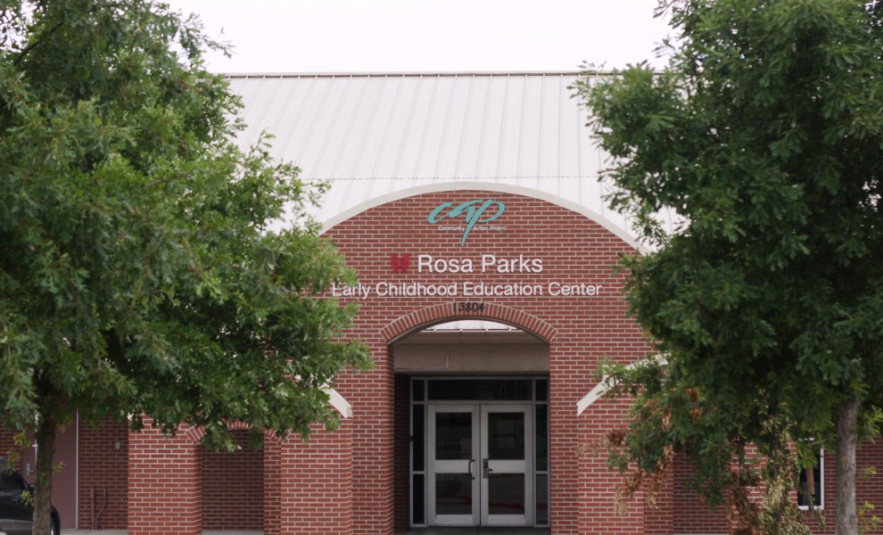 Website Our Schools Rosa Parks Exterior