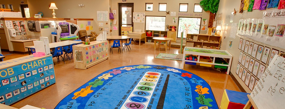 Early childhood classroom